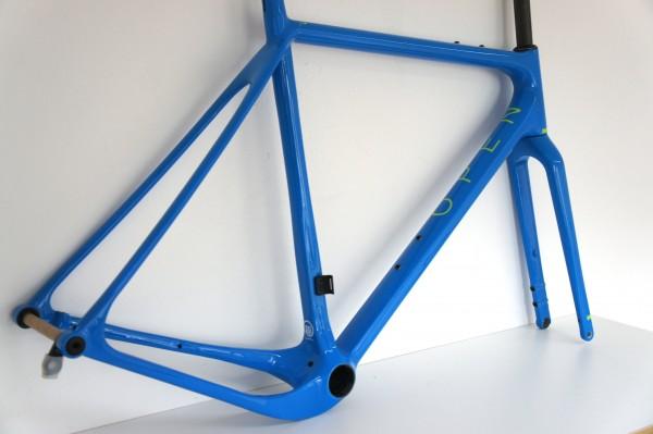OPEN UP FlatMount Opencycle U.P. blau