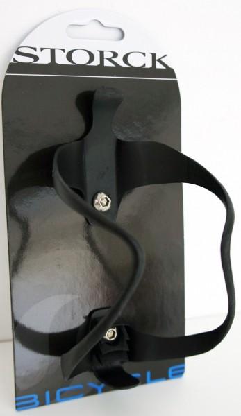 STORCK Flaschenhalter Carbon COMP mattschwarz