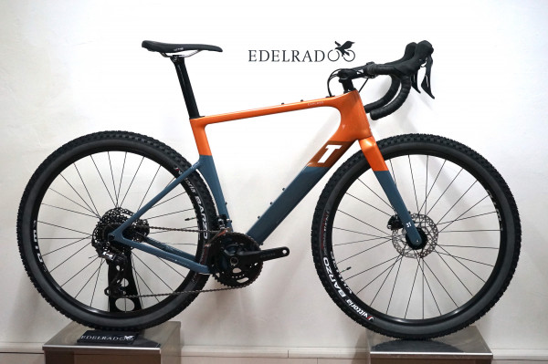 3T EXPLORO MAX GRX 2X11 (2021) orange/grey