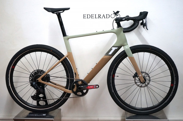 3T Exploro MAX Sram Force / Eagle AXS 1x (2021) - RACE MAX sand/olive