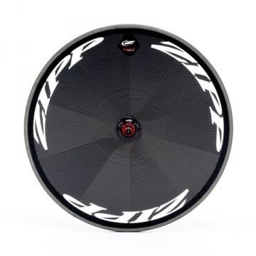 Zipp Super-9 Disc Tubular Scheibenlaufrad - matte white Super 9