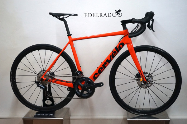 Cervelo R3 Disc Ultegra (2020) orange