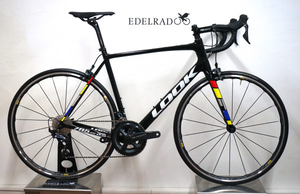 LOOK 785 Huez RS ULTEGRA Ksyrium 2019 proteam black glossy 19