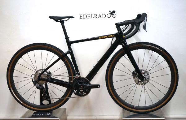 Cervelo Áspero GRX RX810 (2021) Black/Gold