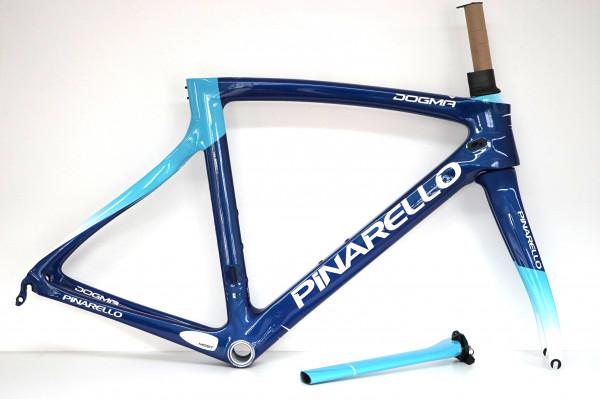 Pinarello Dogma F8 Rahmenset Farbe: blu