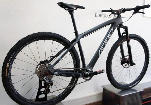 FELT Nine FRD - 2014 - SRAM XX1 - Easten EC90 UST carbon