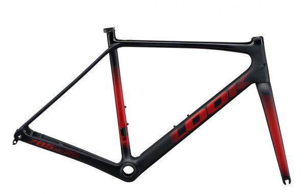 LOOK 785 Huez RS black/red matte/glossy (2020) Rahmenset